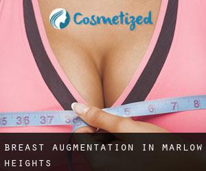 Breast Augmentation in Marlow Heights