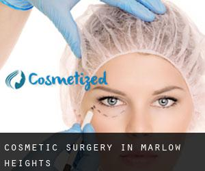 Cosmetic Surgery in Marlow Heights