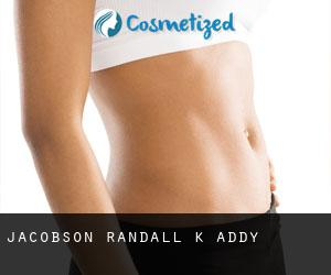 Jacobson Randall K Addy