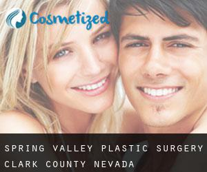 Spring Valley plastic surgery (Clark County, Nevada)